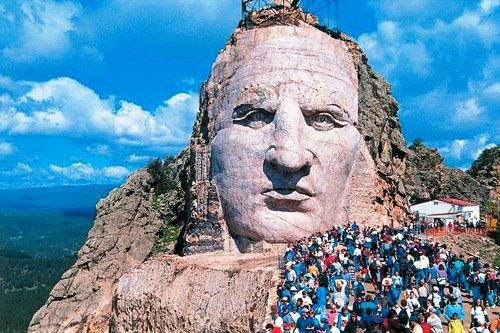 634881533100840000 Đến thăm The Crazy Horse Memorial, Black Hills
