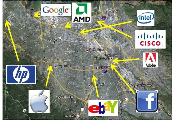 634926235510180000 Đến thăm thung lũng Silicon (Silicon Valley), San Francisco