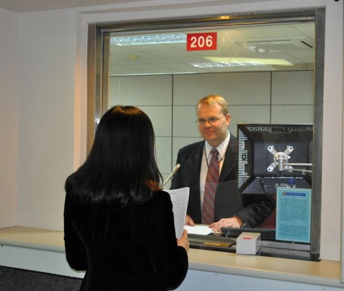 Quy trinh du hoc My Luyen phong van visa Quy trình các bước phỏng vấn để xin Visa Hoa Kỳ