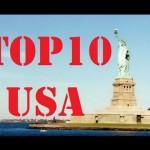 [Clip] Danh sách top 10 thành phố nên ghé thăm ở Hoa Kỳ