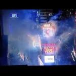 [Clip] Không khí chào mừng năm mới trên quảng trường Thời Đại