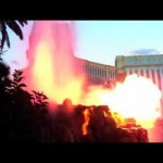 [Clip] Thưởng thức vũ điệu của lửa ở khách sạn The Mirage, Las Vegas
